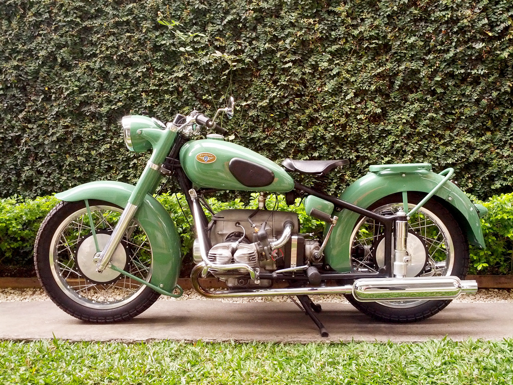 Motorcycle Probate Valuations: Zundapp KS601